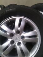 5 колёс. летние шины с литыми дисками для Tucson. Под заказ