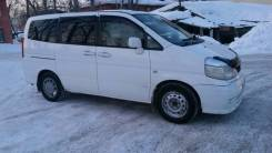 Nissan Serena. автомат, передний, 2.0 (145 л.с.), бензин, 225 тыс. км