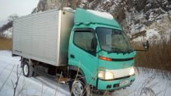 Toyota Dyna. Продам грузовик Toyota DYNA 2002 год. 4вд., 4 600 куб. см., 3 000 кг.