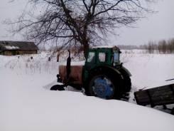 ЛТЗ Т-40АМ. Породам трактор