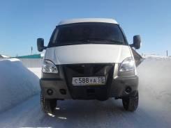 ГАЗ 27527. ГАЗ Соболь, 2 900 куб. см., 800 кг.