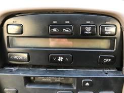 Блок управления климат-контролем. Toyota Soarer, JZZ30 Двигатель 1JZGTE