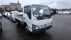 Кабина. Isuzu Elf, NKR81E Двигатель 4HL1