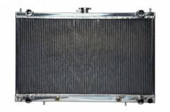 Радиатор охлаждения двигателя. Toyota Mark II, JZX100 Toyota Cresta, JZX100 Toyota Chaser, JZX100 Двигатель 1JZGTE. Под заказ