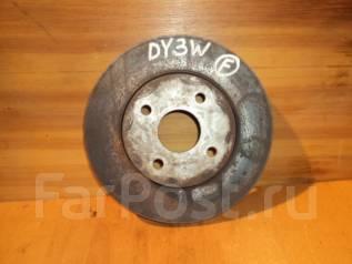 тормозные диски mazda demio dy5w