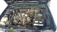 Двигатель в сборе. Toyota Caldina, CT199 Двигатель 3CE