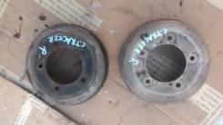 Барабан тормозной. Chevrolet Tracker Suzuki Grand Vitara, 3TD62 Suzuki Escudo, TD62W Двигатель H25A