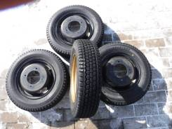 Bridgestone Blizzak W965. Зимние, без шипов, 2011 год, износ: 5%, 4 шт