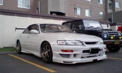 Решетка радиатора. Toyota Carina ED