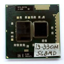 Intel Core i3-330M