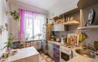 3-комнатная, улица Парижской Коммуны 32. центральный, частное лицо, 64 кв.м.
