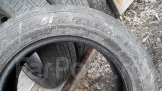 Dunlop SP Sport FastResponse. Летние, 2012 год, износ: 30%, 4 шт