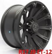 Black Rhino Sidewinder. 9.0x17, 6x139.70, ET-12, ЦО 108,0мм.