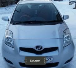 Toyota Vitz. автомат, 4wd, 1.3, бензин, 98 000 тыс. км