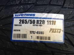 Toyo Proxes ST II. Летние, 2016 год, без износа, 4 шт