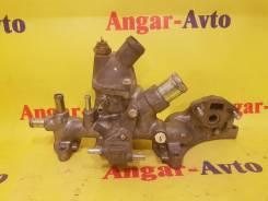 Корпус термостата. Honda Avancier, LA-TA3, LA-TA4 Honda Odyssey, GH-RA8, GH-RA9, RA9, LA-RA9, LA-RA8 Двигатель J30A