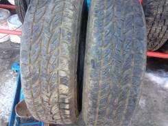 Bridgestone Dueler A/T. Всесезонные, 2006 год, износ: 10%, 2 шт