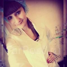 Медицинская сестра-анестезист, медицинский брат-анестезист. Средне-специальное образование, опыт работы 1 год