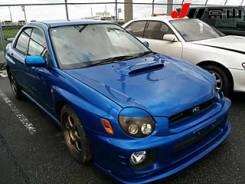 Крыло. Subaru Impreza WRX, GDA, GD, GDB
