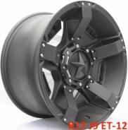 XD Series. 9.0x17, 5x114.30, 5x127.00, ET-12, ЦО 71,6мм.