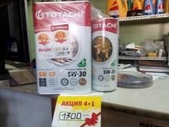 Totachi. Вязкость 5W-30 \ 5w40, синтетическое