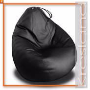 Кресло-мешок Классик BlackStar (черный)