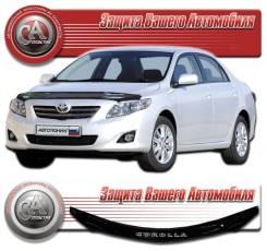 Дефлектор капота. Toyota: Corolla, Ipsum, Hilux Surf, RAV4, Platz, Carina ED, Corolla Spacio, Chaser, Corsa, Allion, Land Cruiser, Corona Exiv Ford Mo...