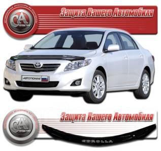 Дефлектор капота. Toyota: Allion, Platz, Ipsum, Corolla, Hilux Surf, Corsa, Corolla Spacio, RAV4, Carina ED, Chaser, Land Cruiser Chevrolet: Lanos, Cr...