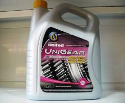 United Oil. Вязкость 80W-90, минеральное