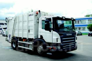 Scania P250. Продам Мусоровоз LB4X2HSZ 17м3 в Барнауле, 9 000 куб. см.