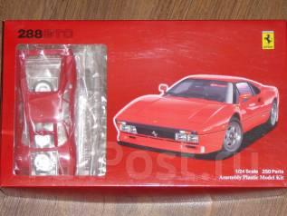 Продам масштабную сборную модель Ferrari 288GTO