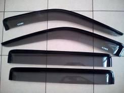 Ветровик на дверь. Nissan Cube, AZ10, ANZ10, Z10 Двигатели: CG13DE, CGA3DE