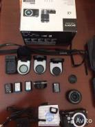 Sony Alpha NEX-6. 15 - 19.9 Мп, зум: без зума