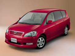 Ветровик на дверь. Toyota Ipsum, SXM15G, CXM10G, SXM10G, ACM21W, ACM26W Двигатели: 3SFE, 3CTE, 2AZFE