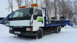 Mitsubishi Canter. Продаётся Эвакуатор ММС Canter со сдвижной платформой, 4 214 куб. см., 3 000 кг.