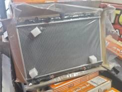 Радиатор охлаждения двигателя. Nissan Tino, V10 Nissan Expert, VW11, VNW11 Nissan Avenir, W11 Двигатели: QG18EM295P, QG18DE, QG18EM29