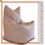 Кресло-мешок Фокс VIP Рогожка (с синтепоном)