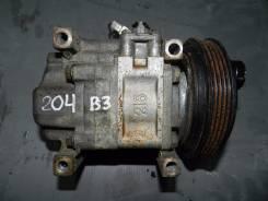 Компрессор кондиционера. Mazda Demio, DW3W, DW5W Mazda Familia Двигатель B3