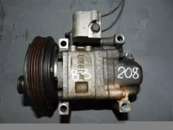 Компрессор кондиционера. Mazda Demio, DW3W, DW5W Двигатель B3