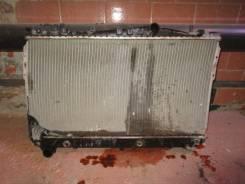 Радиатор охлаждения двигателя. Chevrolet Lacetti Двигатели: LBH, L91, LDA, L95, LHD, LXT, L84, L34, LMN, L44, L88, L14, L79