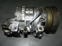 Компрессор кондиционера. Nissan: Cube, Stanza, March Box, Micra, March Двигатели: CGA3DE, CG13DE, CG10DE