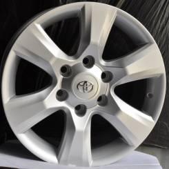 Toyota Hilux Surf. 7.5x18, 6x139.70, ET25