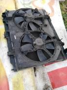 Вентилятор охлаждения радиатора. Nissan Serena, PC24 Двигатель SR20DE