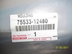 Молдинг лобового стекла. Toyota Corolla, CE120, CDE120, ZRE120, ZZE130, ZZE120, ZZE121, ZZE122, NZE120, ZZE123, NZE121, NDE120 Toyota Corolla Fielder...
