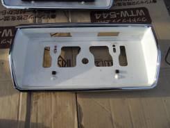 Рамка для крепления номера. Toyota Crown, JZS171 Двигатели: 1JZGE, 1JZFSE, 1JZGTE