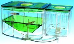 Нерестовик автоматический для живородящих рыб (Гуппи, Пециливых)