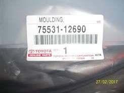 Уплотнитель лобового стекла. Toyota Corolla, CE140, ZRE142, ZRE151, ZRE152, NDE150, ZZE150, AZE141, ZZE141, ZZE142, ADE150, NZE141 Двигатели: 1ZRFE, 2...