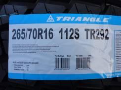 Triangle Group TR292. Грязь AT, 2016 год, без износа, 4 шт