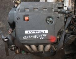 Двигатель в сборе. Honda Stream, RN5 Двигатель K20B