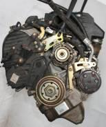 Двигатель в сборе. Honda Acty Двигатель E07Z